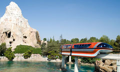 Monrail and Matterhorn Mountain
