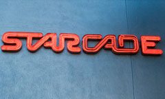 Sign for Starcade