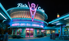 Flo's V8 Caf