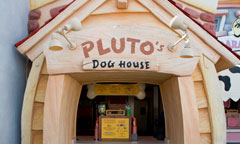 Pluto's Dog House