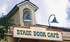 Stage Door Caf