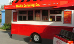 Studio Catering Co. Truck