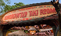 Enchanted Tiki Room – 50th Anniversary Souvenir