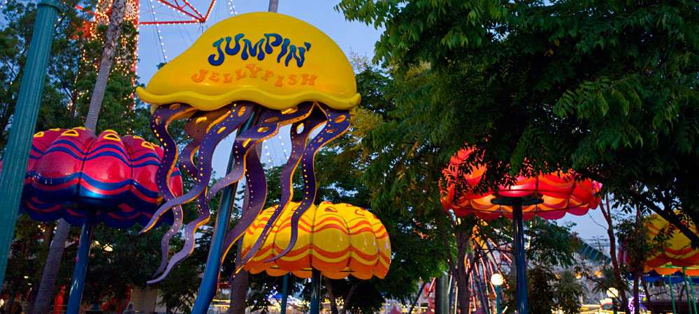 Jumpin' Jellyfish Sign