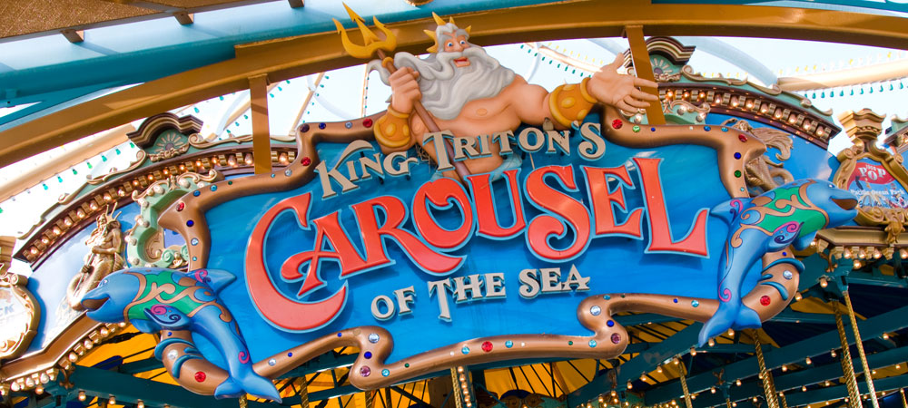 King Triton's Carousel