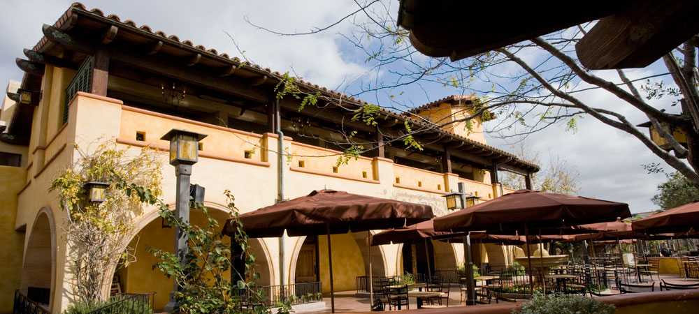 Wine Country Trattoria Exterior
