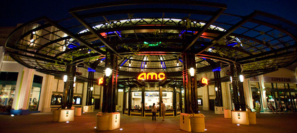 AMC Theatres Downtown Disney Anaheim