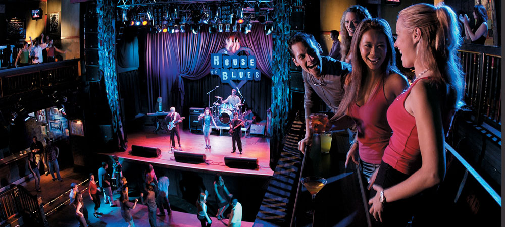 A Performance at House of Blues