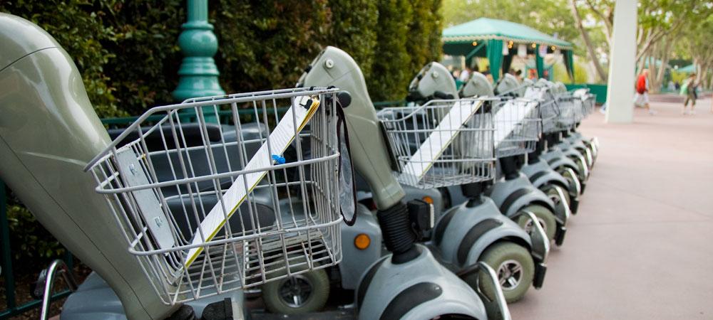 Wheelchair Rentals | Walt Disney World Resort
