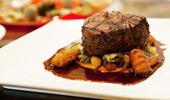 Pan Roasted Petit Filet Mignon