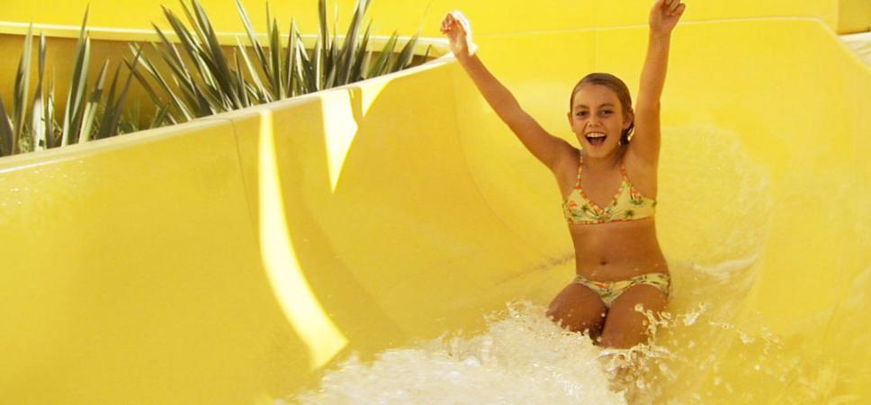 paradise pier hotel pool Photo