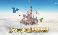 A Disneyland Resort Annual Passport lets you experience Limited Time Annual Passholder Magic events